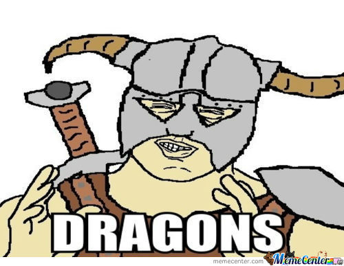 Dragons Man