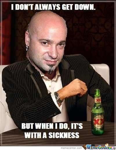 Draiman Is Funny