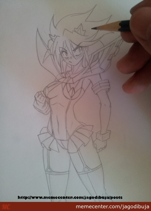 Drawing Ryuuko