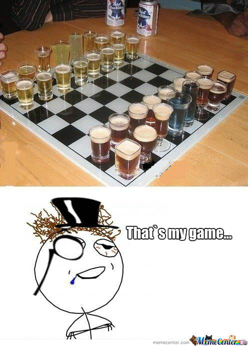 Drinker Chess