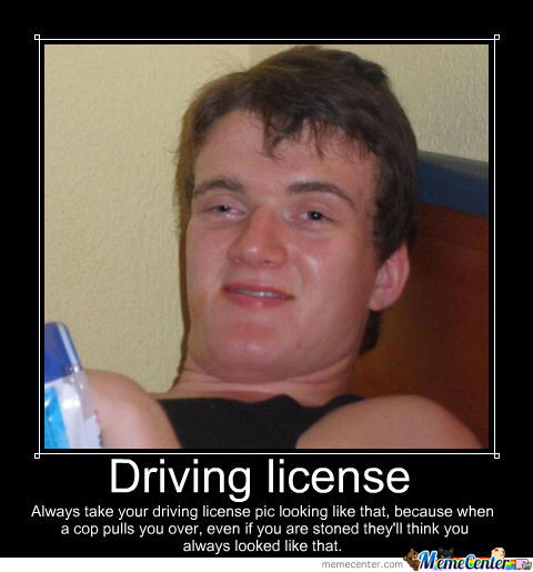 Driving License Advice