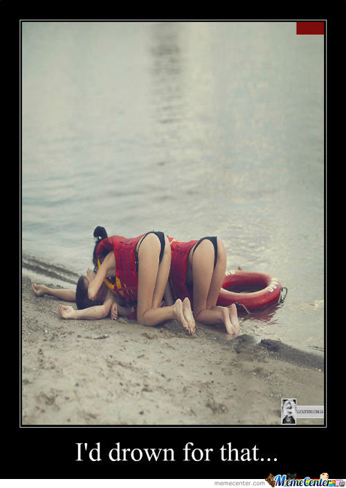 Drowning...never Pleasent???