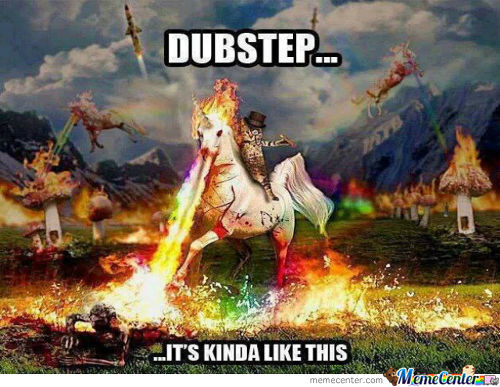 Dubstep It's Kinda Like This