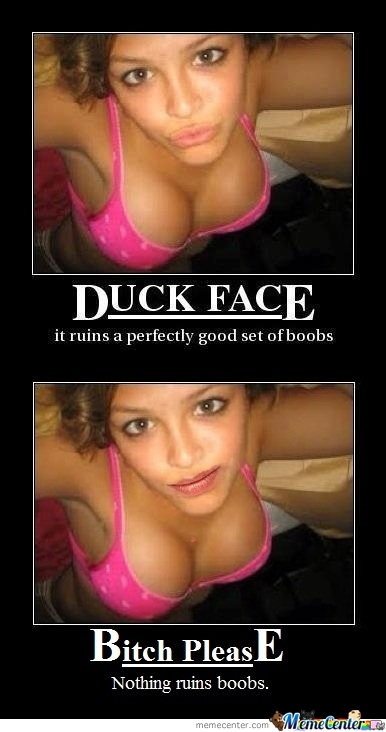 Duck Face Remixed