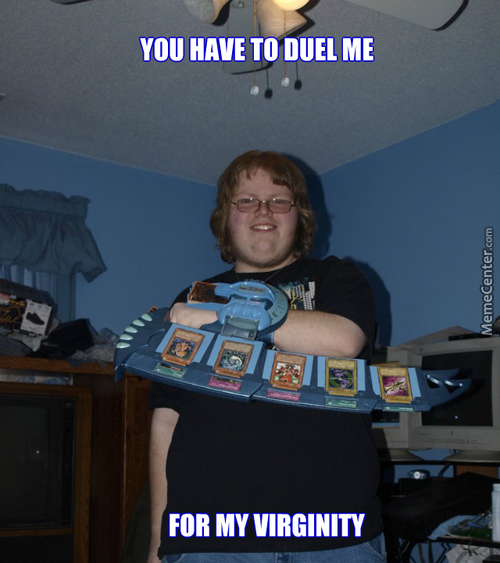 Duel Disks Are Cool Tho
