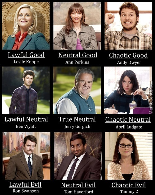 Dungeons & Dragons & Parks & Recreation