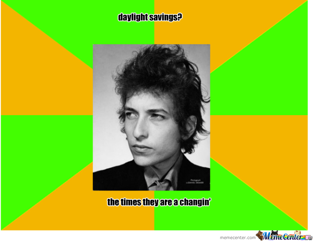 Dylan Daylight Savings