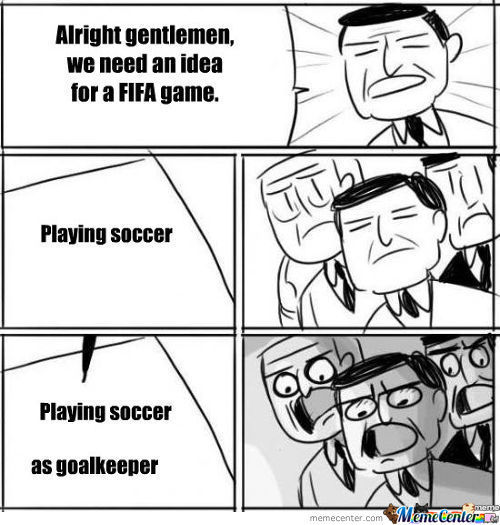Ea Games Thinking