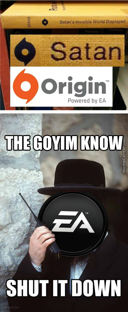 Ea = Satan Confirmed