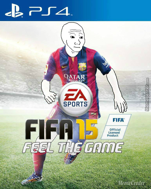 Ea Sports' No Gf Simulator