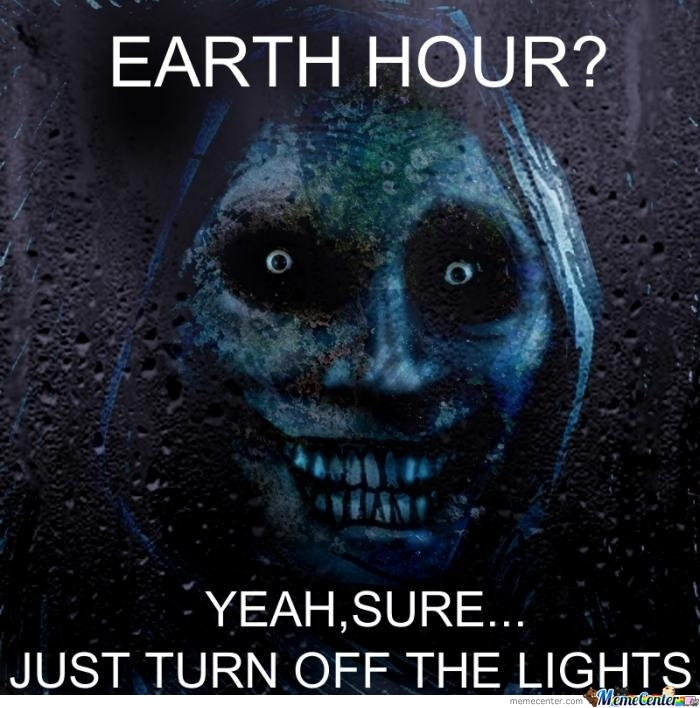 Earth Hour ??