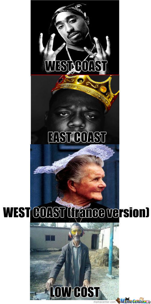 East Vs West ???