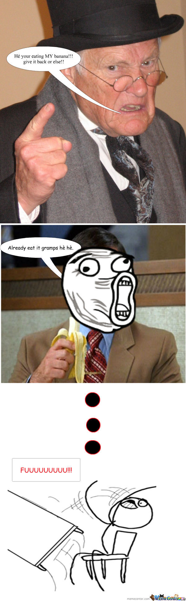 Eating Someones Banana