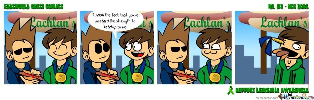Eddsworld - Hot Dog
