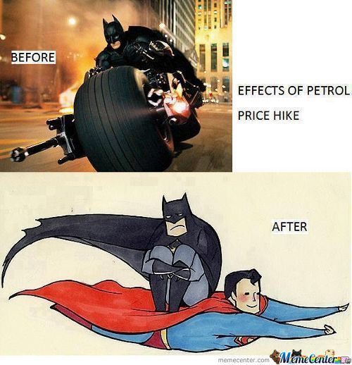 Effects Of Petrol Price Hike