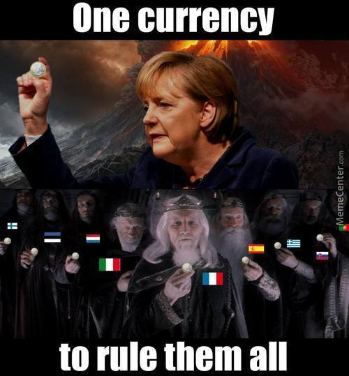 Ein Currency To Rule Ze Entire World ..