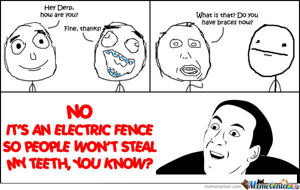 Electric Fence.