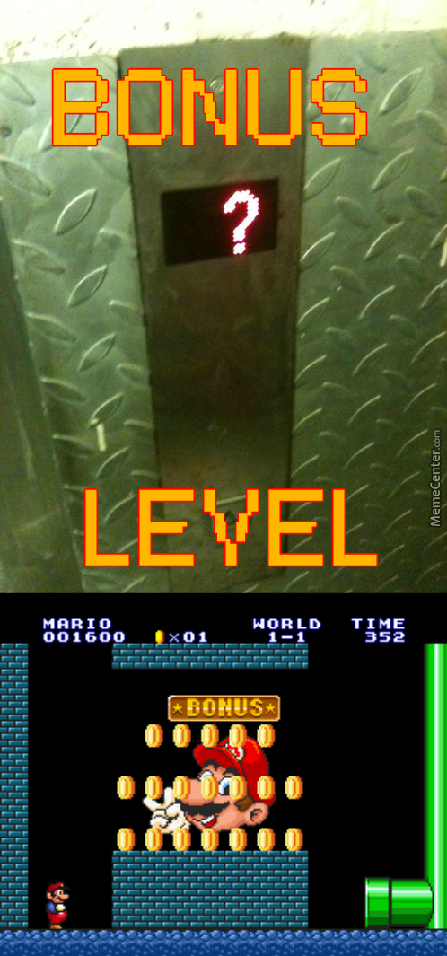 Elevator: Scaring The Shit Out Of You