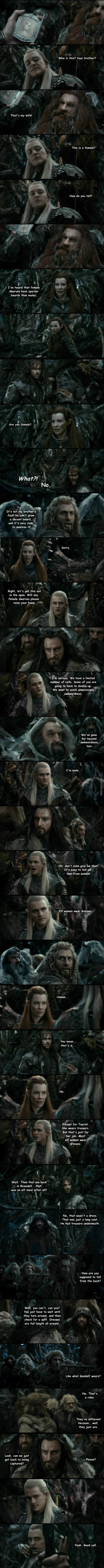 Elves And Dwarves