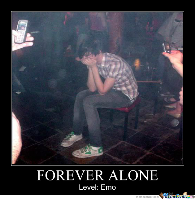 Emo Forever Alone