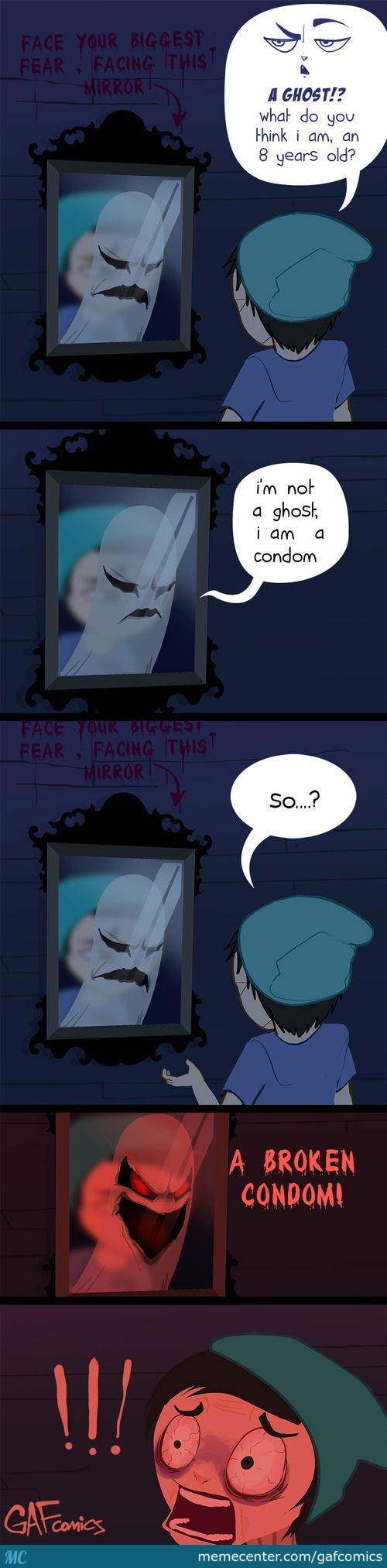 Enchanted Mirror