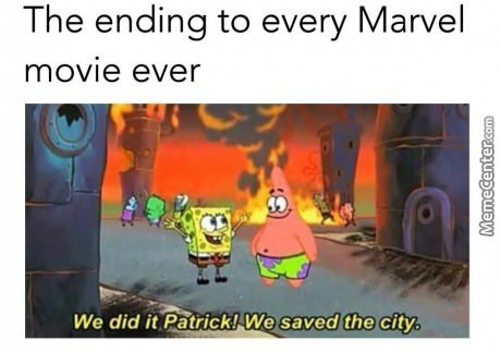 Ending Of Every Marvel Movie