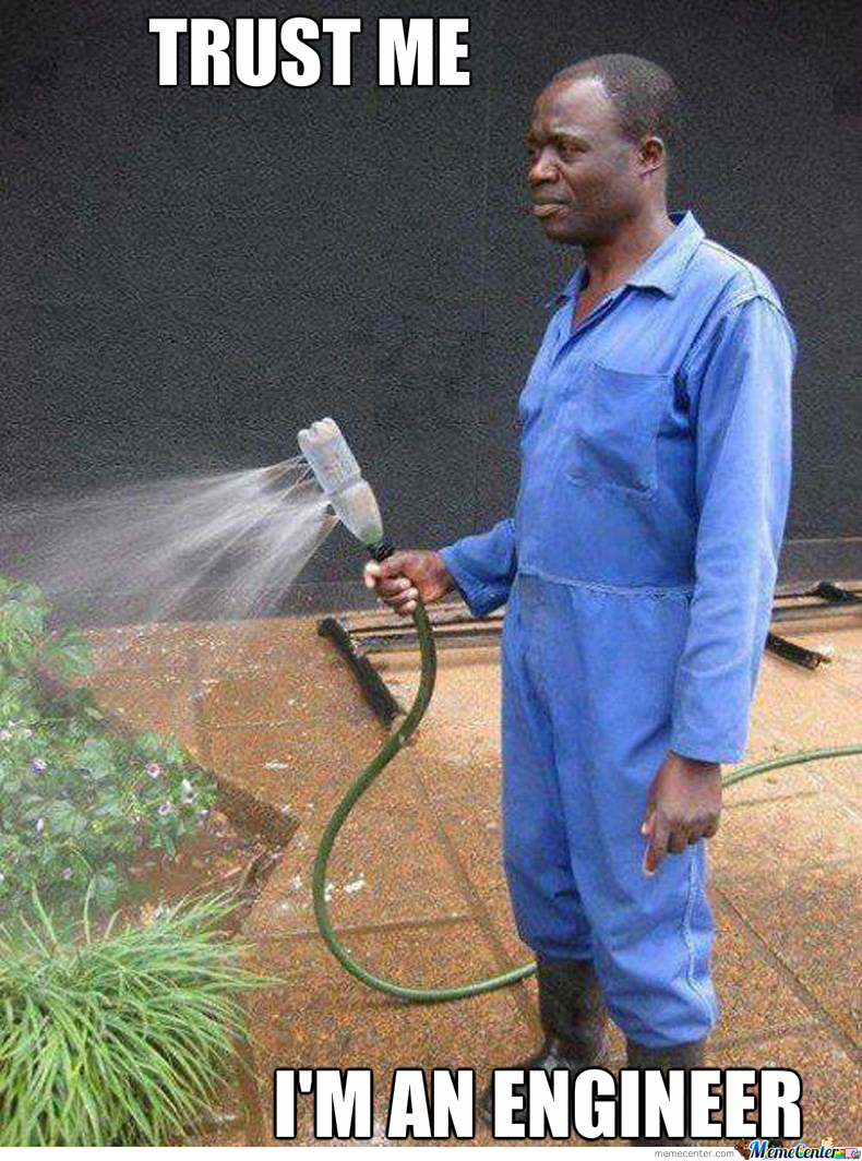 Engineer Level: Zimbabwe