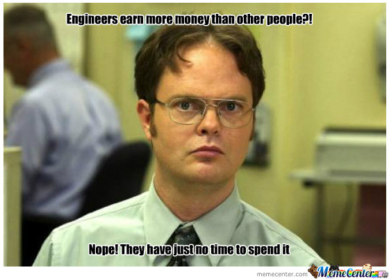 Engineers Have No Time