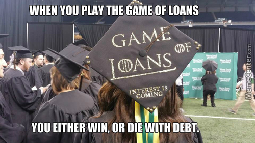 Enjoy Your Debt