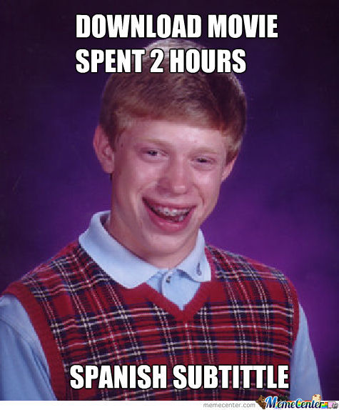 Epic Bad Luck