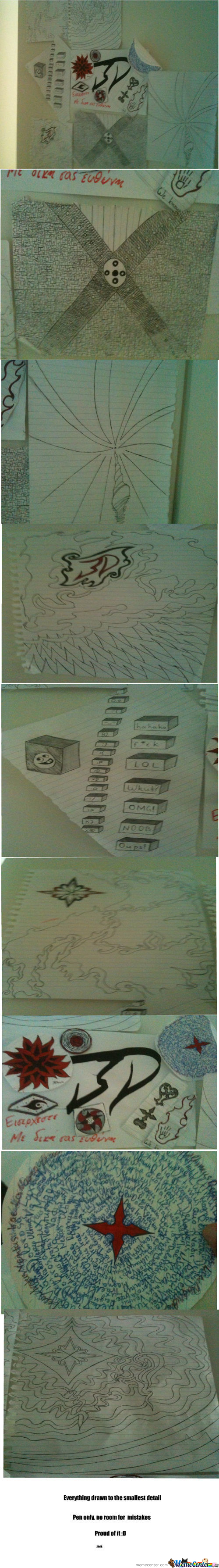 Epic Door Designs :d