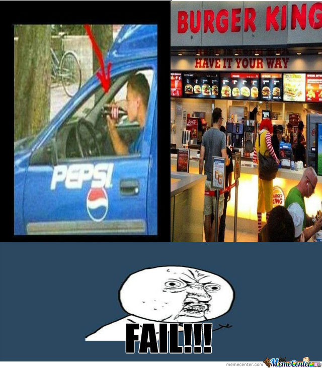 Epic Fail Around The World....