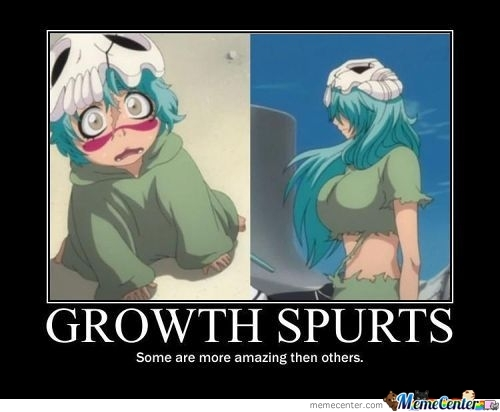 Epic Growth Spurt Is Epic