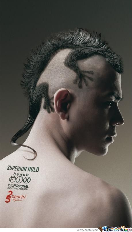 Epic Haircut Is Epic