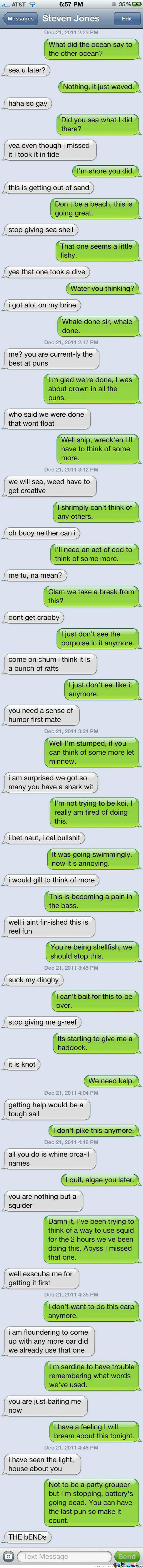Epic Iphone Conversation