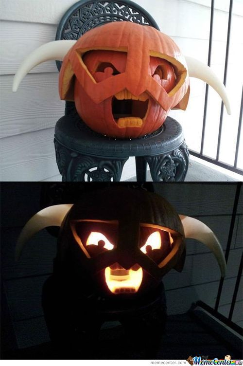 Epic Pumpkin Is Epic