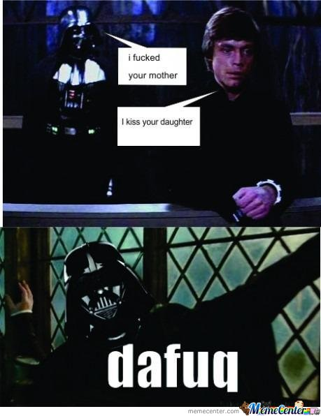 Epic Star Wars Dialog