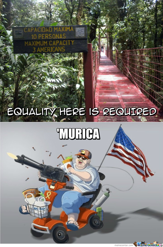 Equality Required