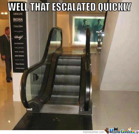 Escalator :o