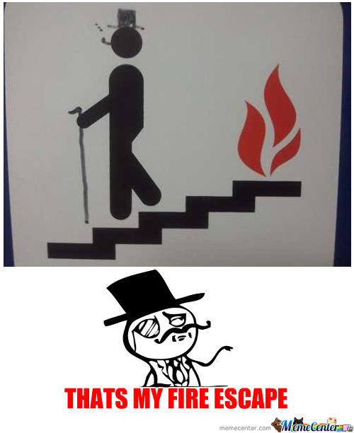 Escape Like A Sir