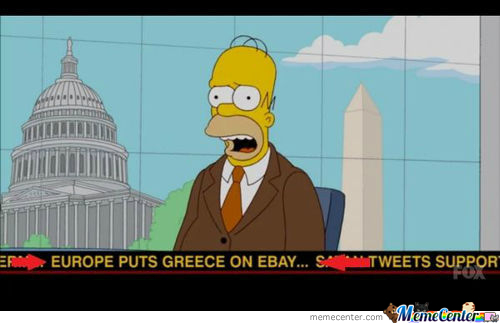 Europe Puts Greece On Ebay^^
