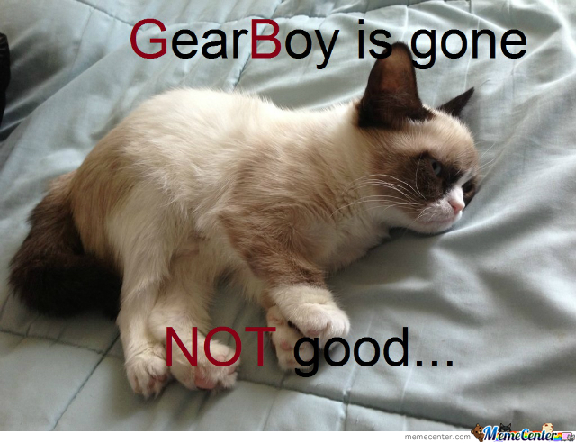 Even Grumpy Cat Is Sad About It :'(