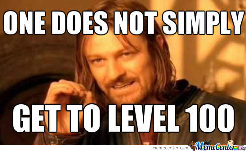 Ever Wondered Whaat Happens When You Get Enough Likes To Get To Level 100