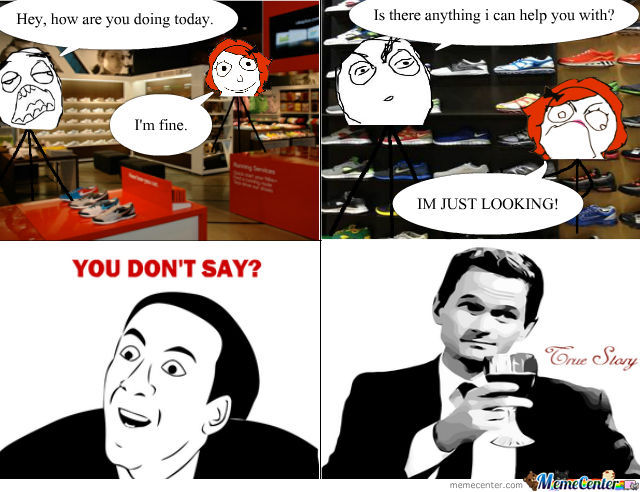 Every Customer Of Every Day At Work...