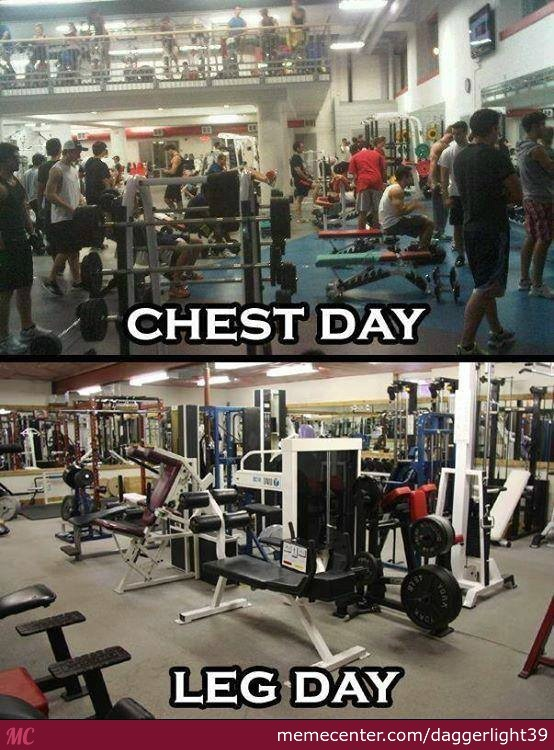 Every Gym Knows This Feel