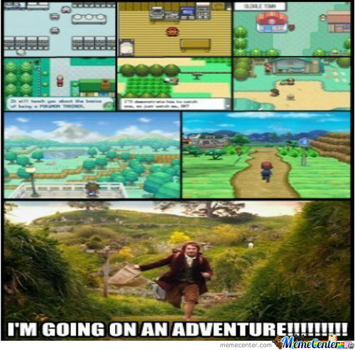 Every Pokemon Fan When A New Game Comes Out