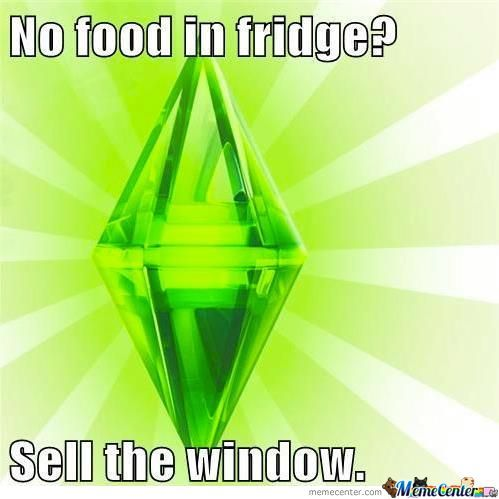 Every Simmers Do It.