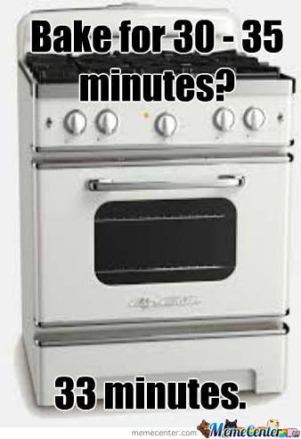 Every Time I Cook Something