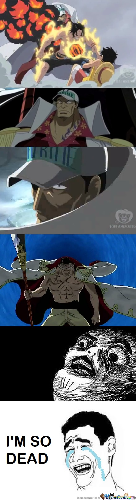 Everyone Fears Whitebeard