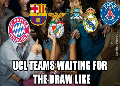 Everyone Wants Sl Benfica At Uefa Champions League Draw
